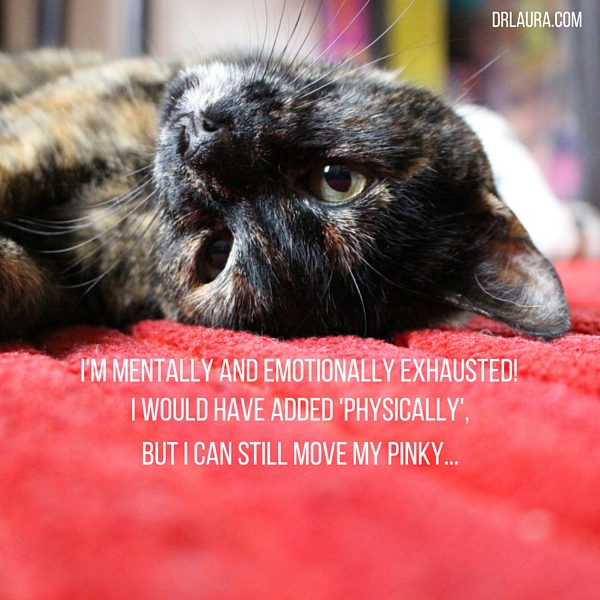Why You're Feeling Emotionally Exhausted