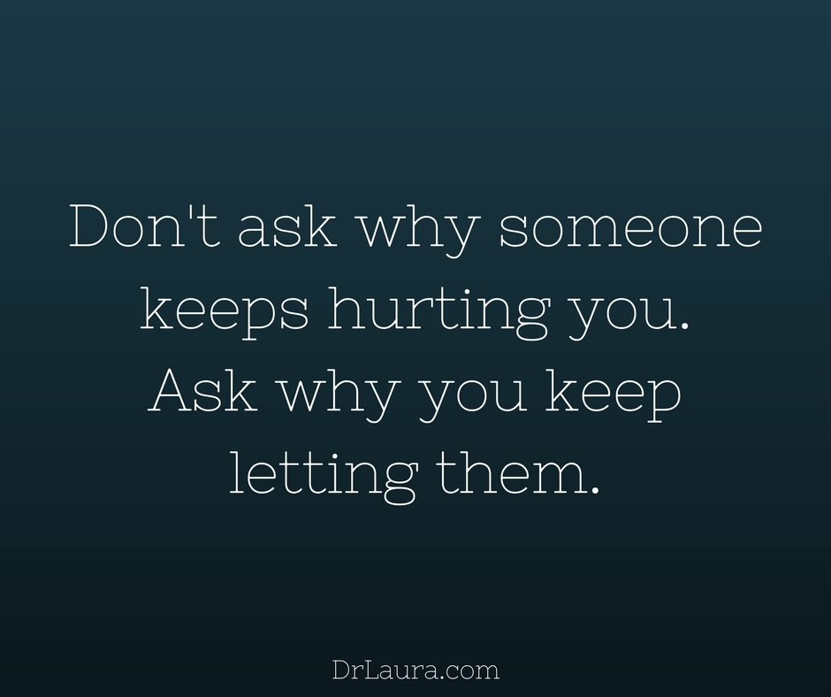 What to Do When Someone Keeps Letting You Down