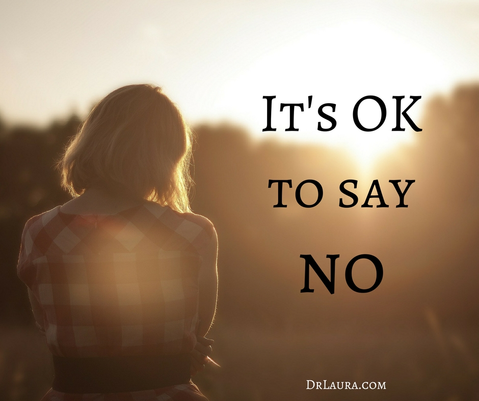 5 Tips for Saying No