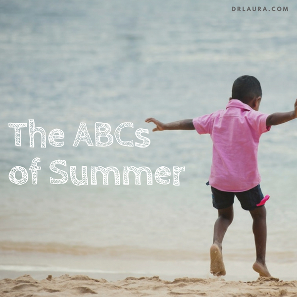 The ABCs of Summer