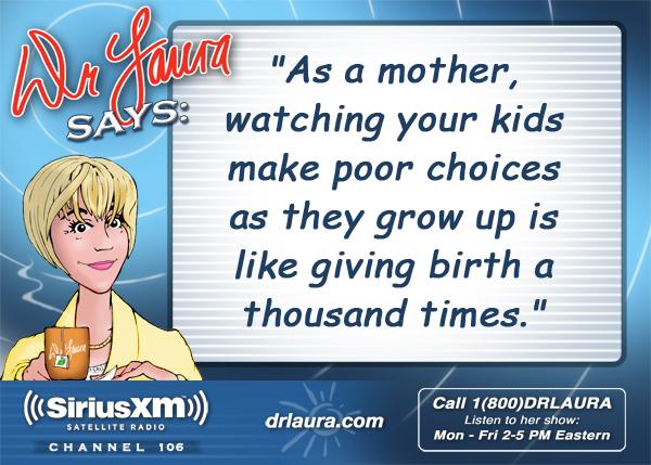 Dr laura radio show homosexuality