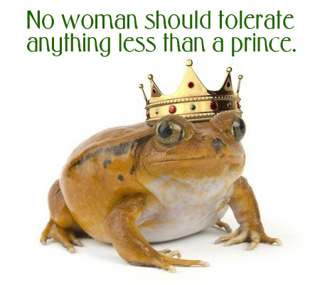 How to Tell a Prince from a Frog